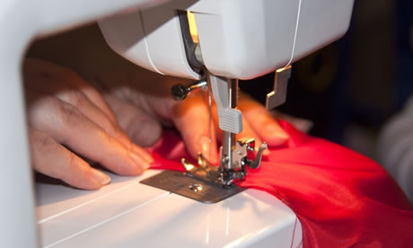 arranjos de costura